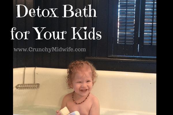 dotox bath for kids