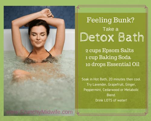 miracle detox bath