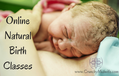 Online Natural Birth Class