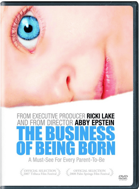 The Business of Being Born DVD