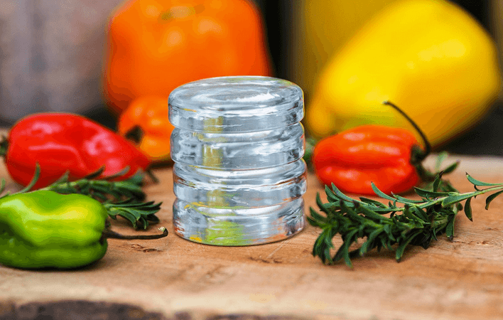Natural Living fermenting glass weights