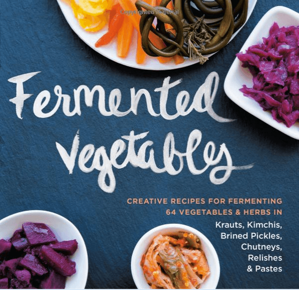 natural living fermenting vegetables